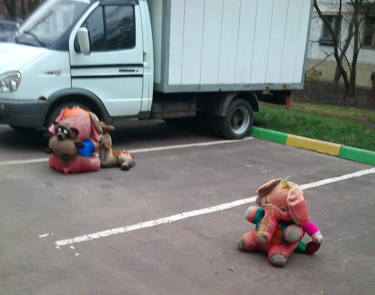 Смоляне смогут оформлять в собственность места на парковке