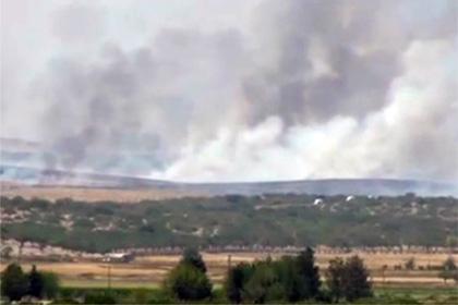Курды сообщили о гибели 29 мирных жителей при ударах турецких ВВС в Джераблусе