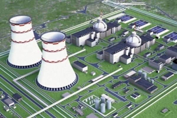 Правительство РФ дало добро на строительство Смоленской АЭС-2