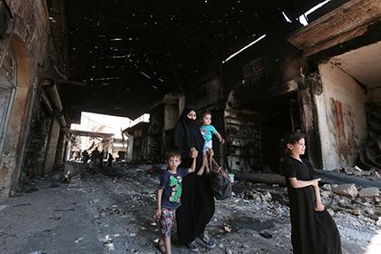 Иракский город Манбидж полностью освободили от боевиков ИГ