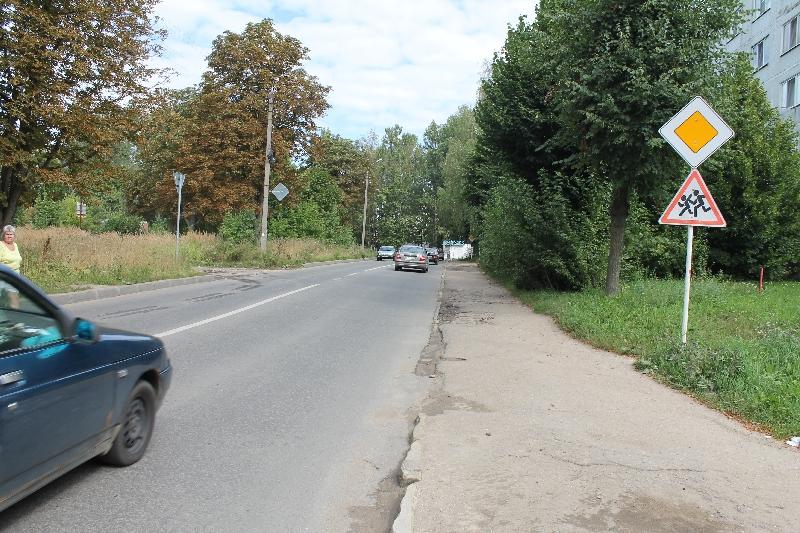 ОНФ проверил дорожную инфраструктуру вблизи смоленских школ