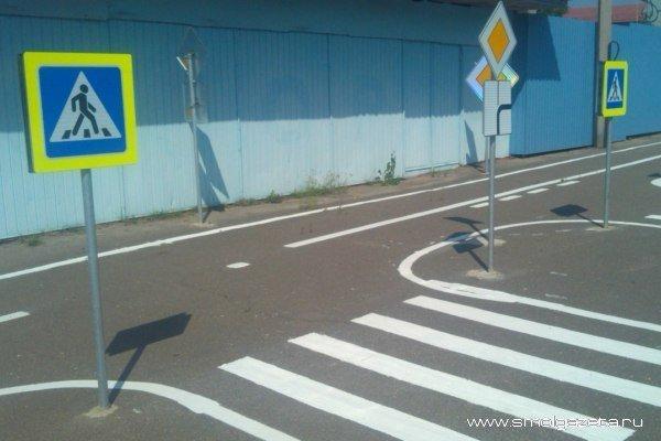 Под Смоленском пенсионерка попала под колёса иномарки