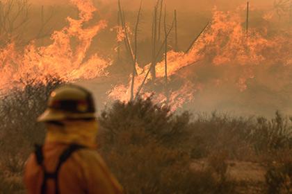 Власти Калифорнии приказали эвакуировать 82 тысячи жителей из-за пожаров