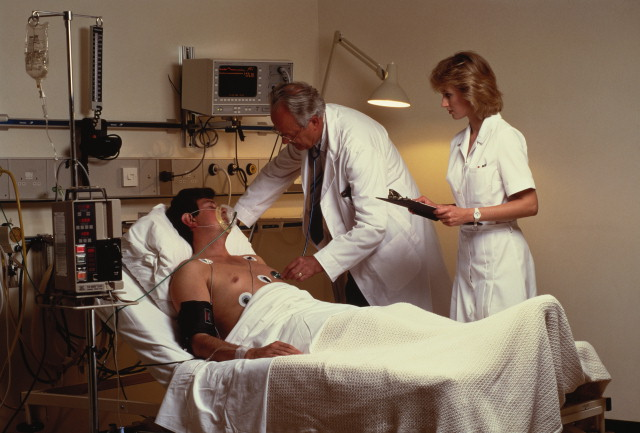 Особенности госпитализации в стационар