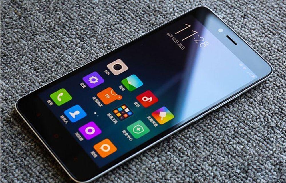 Смартфон Xiaomi Redmi Note 2 (выпуск 2015 года)