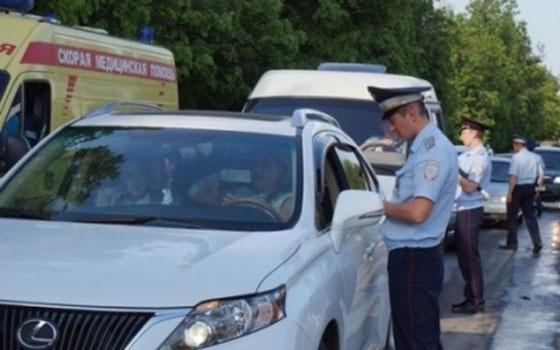 В выходные смоленских водителей ждут «сплошные» проверки