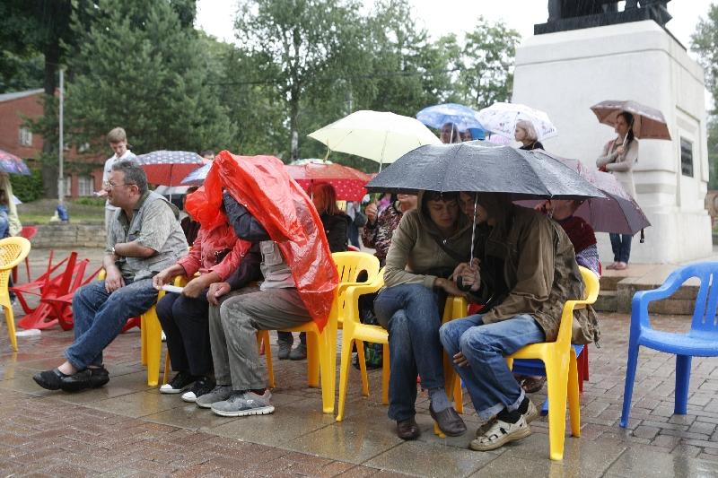 День города в Смоленске будет дождливым