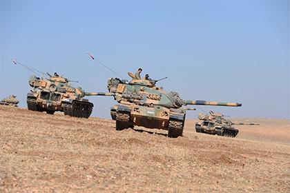 Сирийские власти обвинили турецких военных в убийстве девяти мирных жителей