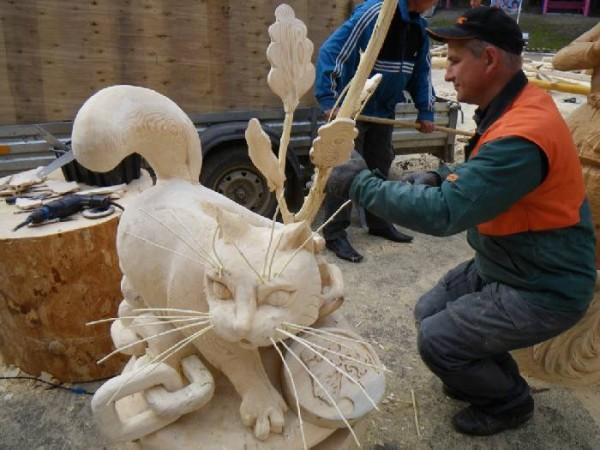 В Смоленске пройдет фестиваль монументальной скульптуры