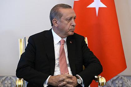 Эрдоган анонсировал расширение зоны операции в Сирии