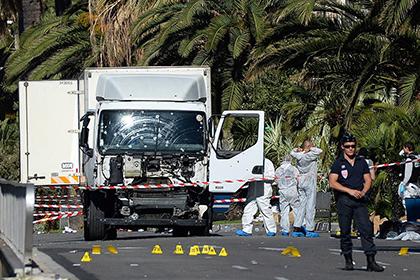 По делу о теракте в Ницце задержаны еще восемь подозреваемых