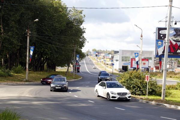 Ремонт проспекта Строителей в Смоленске продлится до конца сентября