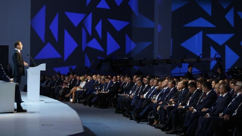 Губернатор Смоленской области принял участие в инвестиционном форуме в Сочи