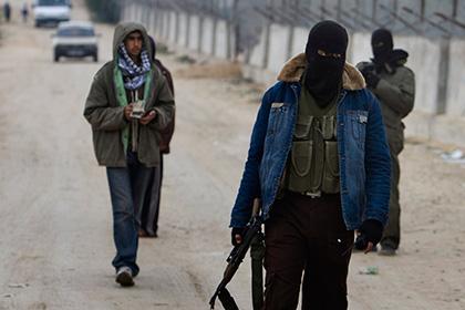 В результате нападения на КПП в Египте погибли 12 военных