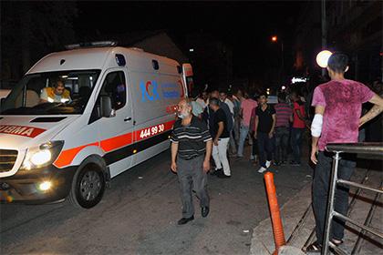 Рыболовецкий порт Анталья в Турции подвергся обстрелу из гранатометов