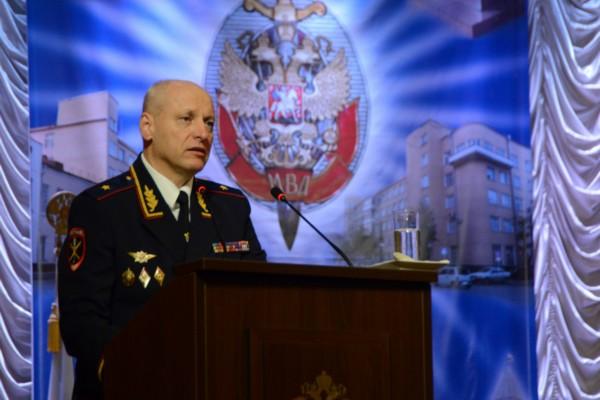 В Смоленске официально представили нового начальника регионального УМВД Василия Салютина