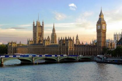 В Британии задержали подозреваемого в изнасиловании в парламенте