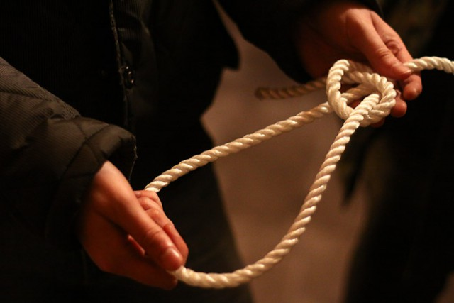 Вязьмич совершил самоубийство