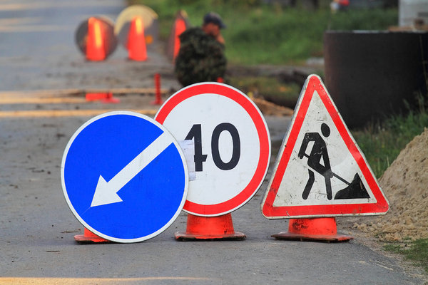 В Смоленске ремонт улицы 2-й Верхний Волок идет с опережением графика