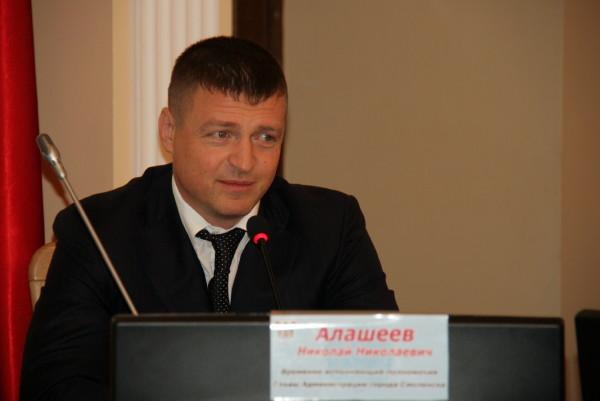 Глава Смоленска Николай Алашеев подал в отставку