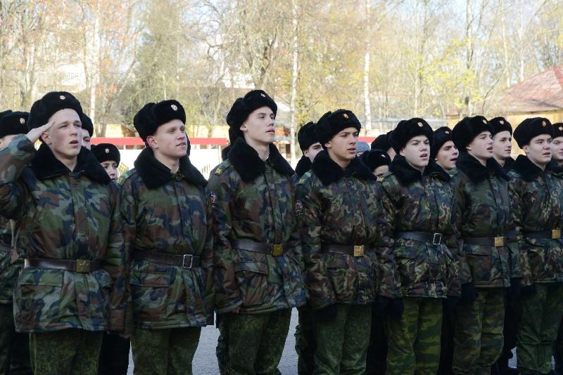 Администрация Смоленской области провела акцию «День призывника»
