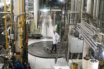 На норвежском реакторе произошла утечка радиации