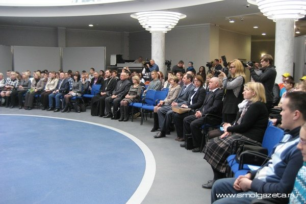В Смоленской области стартовал отборочный этап чемпионата «Абилимпикс»