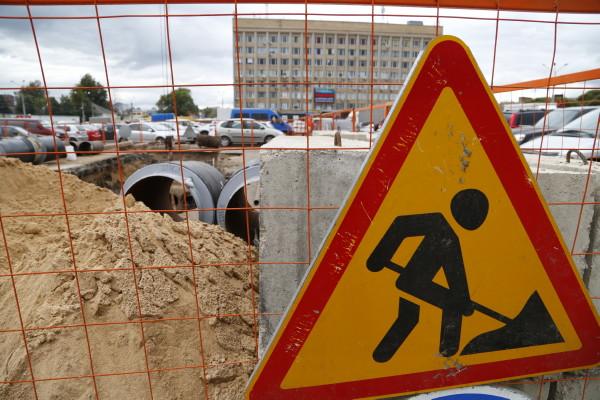 Почему в Смоленске участились аварии на теплосетях