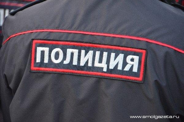 В Смоленской области покончил с собой сотрудник полиции