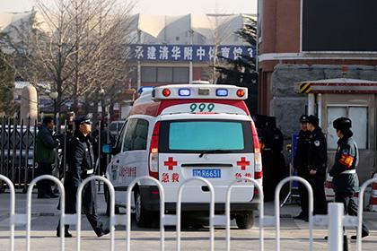 При взрыве бытового газа в Китае погибли три человека