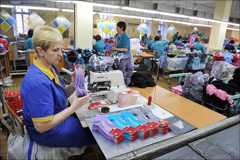 Смоленский производитель трикотажа получил в кредит 75 млн. рублей