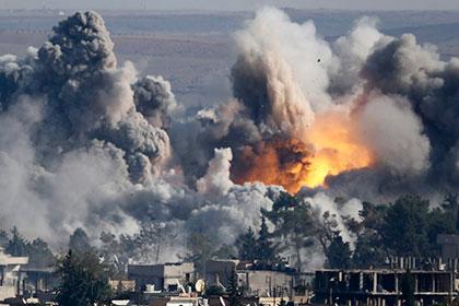 Правозащитники сообщили о гибели 300 мирных жителей в Сирии от ударов коалиции