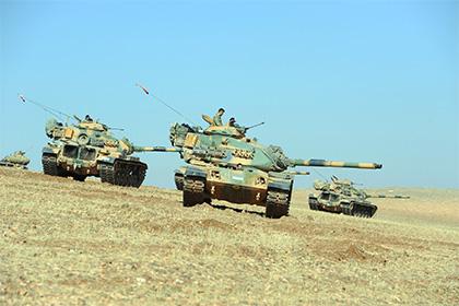Турция отказалась участвовать в операции в Алеппо