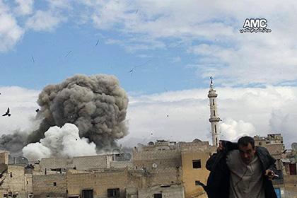Сирийская оппозиция объявила о наступлении на Алеппо