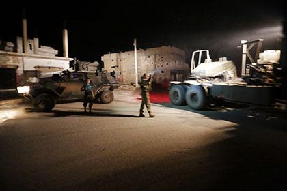 Турецкие военные отчитались о нанесении 80 ударов по позициям ИГ