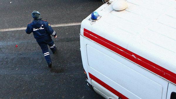В Починковском районе в ДТП пострадала женщина