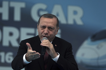 Эрдоган попросит турецкий парламент вернуть смертную казнь