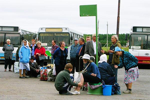 В Смоленске отменяются дачные маршруты