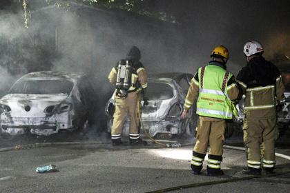 В Швеции прогремел взрыв у ночного клуба