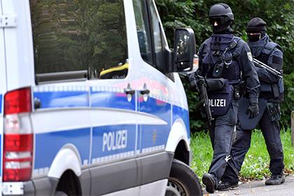 Немецкая полиция заявила об аресте потенциального террориста