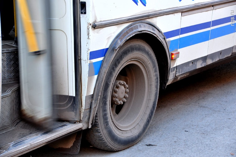 В Смоленске пешеход попал под автобус