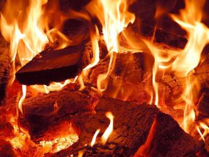 В Смоленской области за сутки сгорело два дома