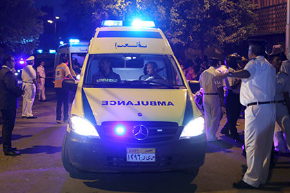 В результате столкновения автобуса с маршруткой в Каире погибли семь человек