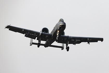 Боевики ИГ заявили о сбитом американском самолете в Сирии