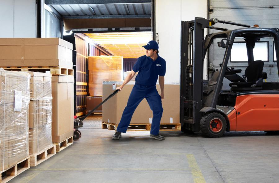 Заказать доставку или перевозку из Европы сборных грузов