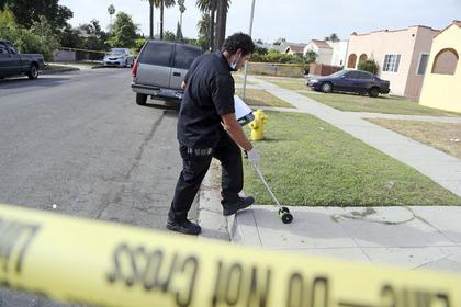 В Калифорнии возле избирательных участков произошла перестрелка