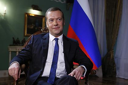 В Палестине появится улица Дмитрия Медведева