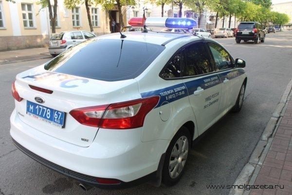 В Смоленской области «пойманы» 16 пьяных водителей