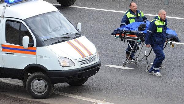 В Десногорске 20-летний пешеход попал под колеса иномарки