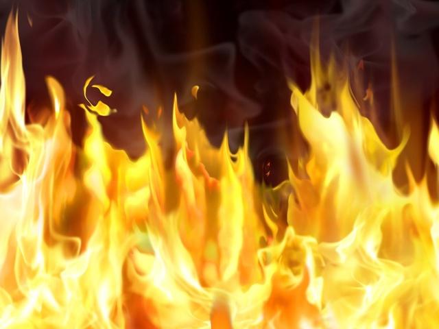 В Смоленской области сгорела фабрика